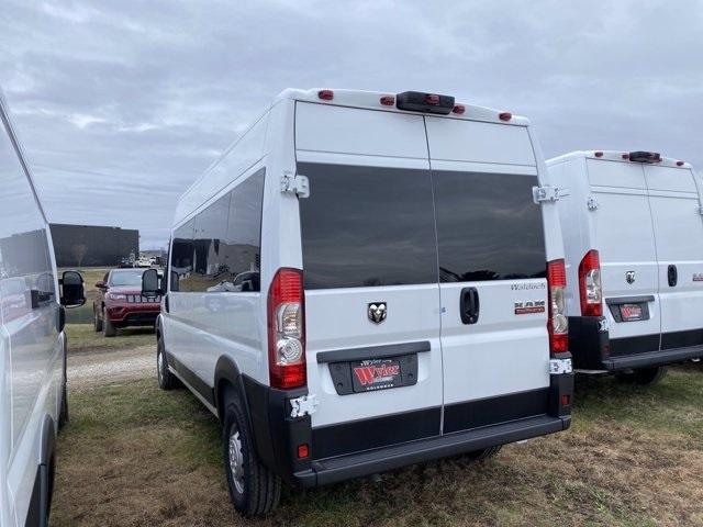 2019 Ram ProMaster 2500 High Roof FWD, Empty Cargo Van #569902 - photo 1