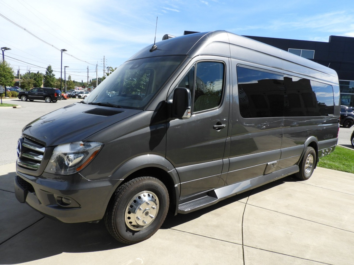 2018 Sprinter 3500 4x2,  Vanworks Executive Transport Other/Specialty #CV00562 - photo 1