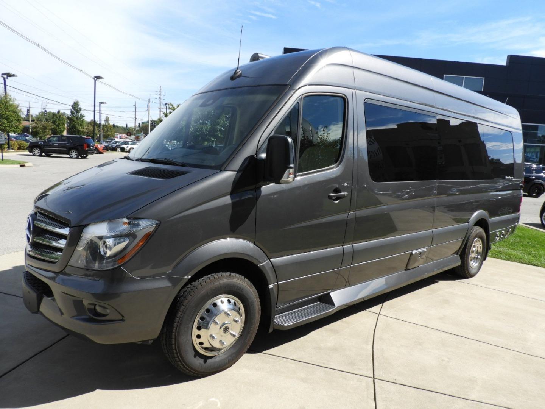 2018 Sprinter 3500 4x2,  Vanworks Other/Specialty #CV00562 - photo 1