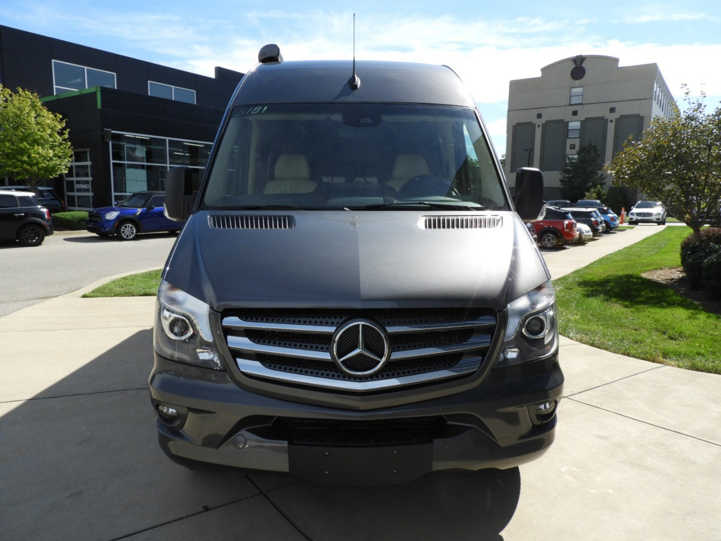 2018 Sprinter 3500 4x2,  Vanworks Executive Transport Other/Specialty #CV00562 - photo 5