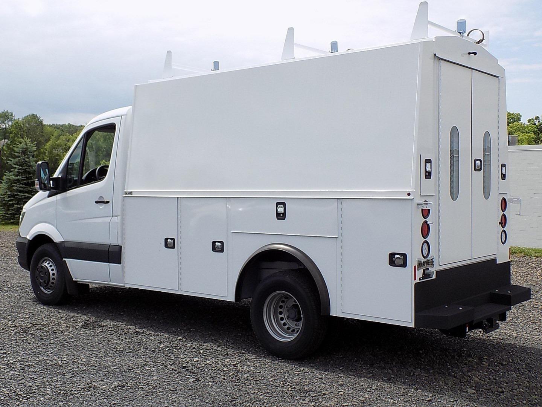 2017 Sprinter 3500,  Knapheide KUV Service Utility Van #H9729373 - photo 2
