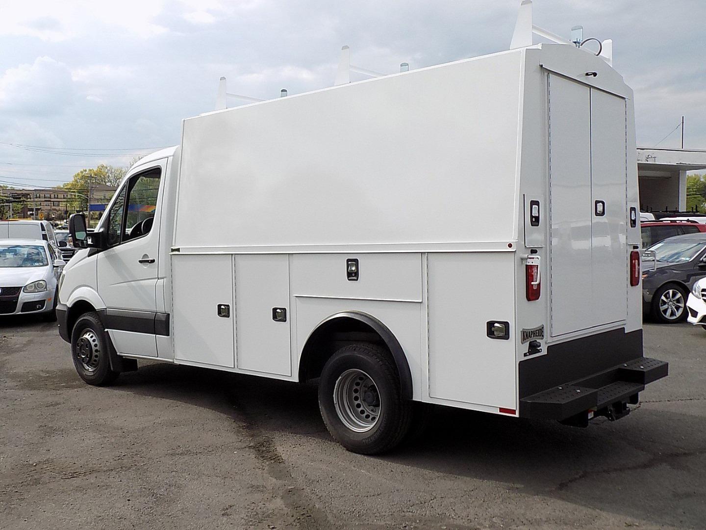 2017 Sprinter 3500 4x2,  Knapheide Service Utility Van #H9733312 - photo 1