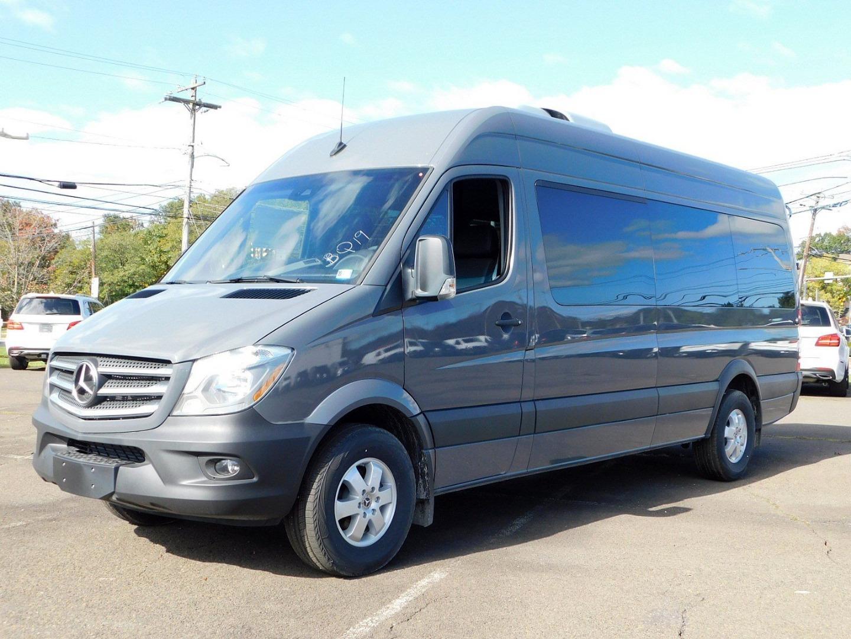 2018 Sprinter 2500 4x2,  Passenger Wagon #JP595655 - photo 1