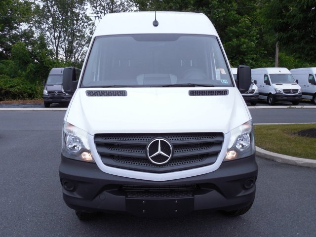 2018 Sprinter 3500XD 4x2,  Empty Cargo Van #SP0526 - photo 4