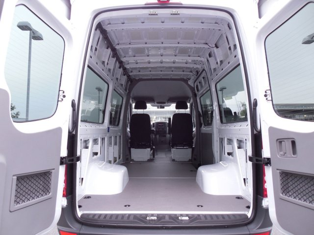 2018 Sprinter 3500XD 4x2,  Empty Cargo Van #SP0526 - photo 1