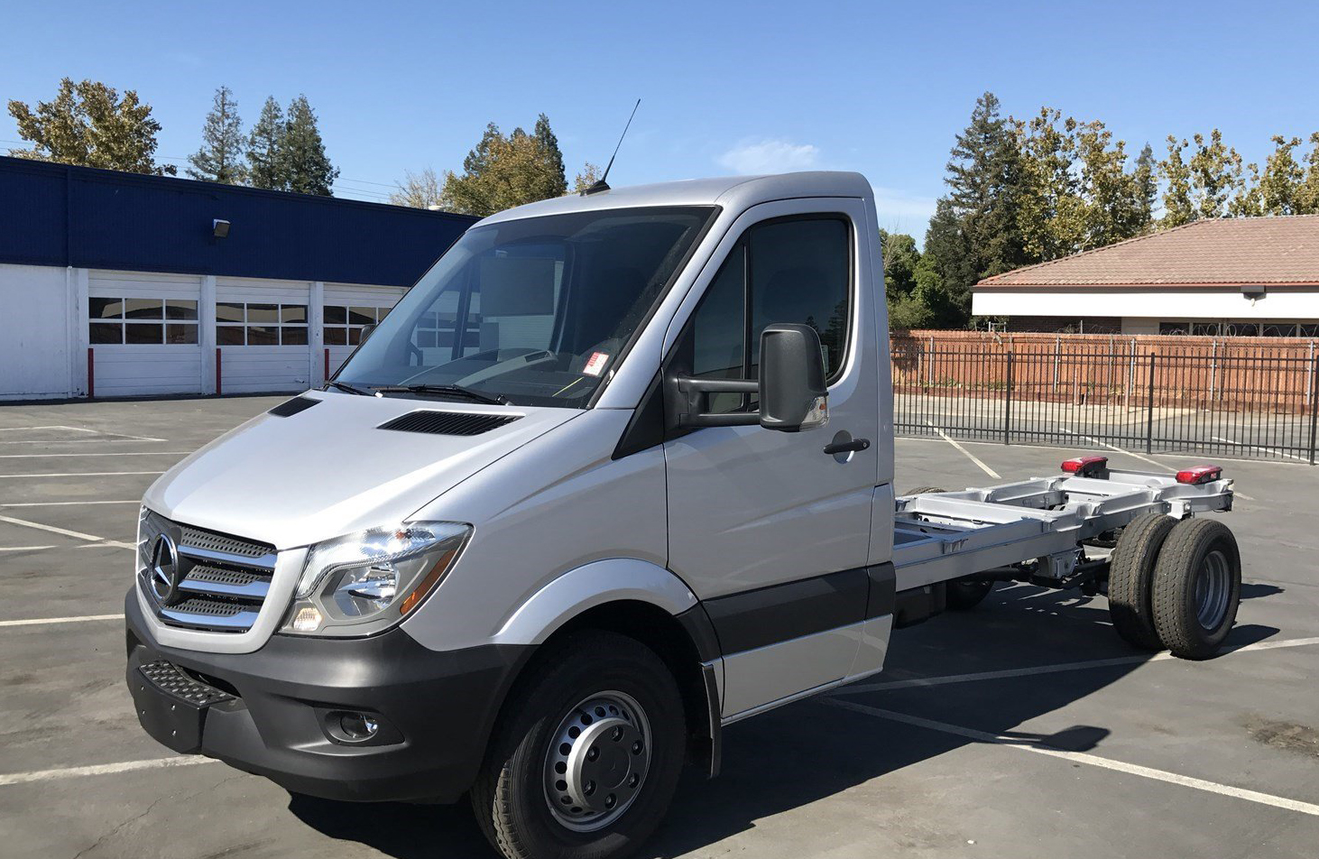 2018 Sprinter 3500 4x2,  Cab Chassis #SP1888 - photo 1