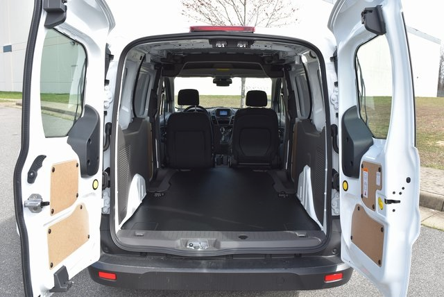 2020 Transit Connect, Empty Cargo Van #J463911 - photo 1
