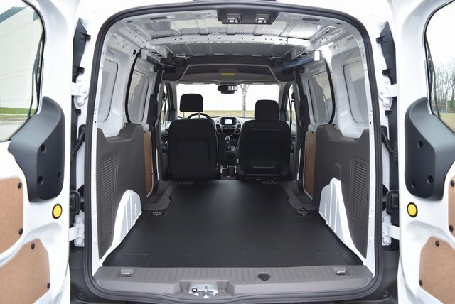 2020 Ford Transit Connect, Empty Cargo Van #J463916 - photo 1