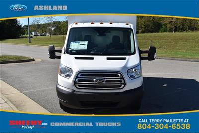2019 Transit 350 HD DRW 4x2,  Reading Aluminum CSV Service Utility Van #JA02563 - photo 11