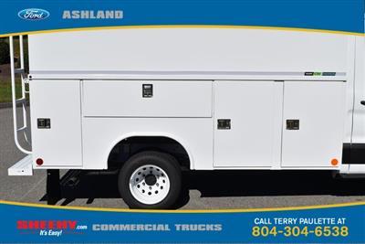 2019 Transit 350 HD DRW 4x2,  Reading Aluminum CSV Service Utility Van #JA02563 - photo 5