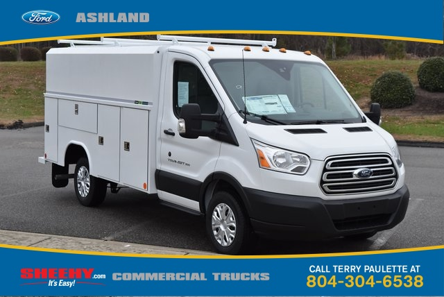 2019 Transit 350 4x2,  Reading Service Utility Van #JA02564 - photo 3