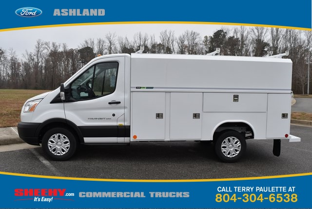 2019 Transit 350 4x2,  Reading Service Utility Van #JA02564 - photo 11