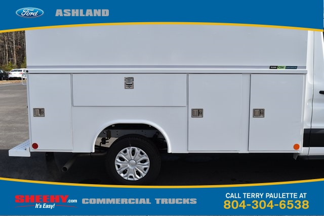 2019 Transit 350 4x2,  Reading Aluminum CSV Service Utility Van #JA02565 - photo 5