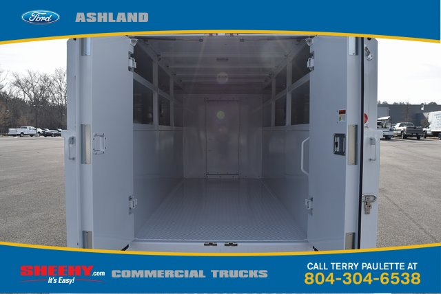 2019 Transit 350 4x2,  Reading Aluminum CSV Service Utility Van #JA02565 - photo 8
