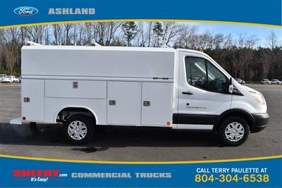 2019 Transit 350 4x2,  Reading Aluminum CSV Service Utility Van #JA02565 - photo 4