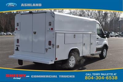 2019 Transit 350 4x2,  Reading Aluminum CSV Service Utility Van #JA02565 - photo 6