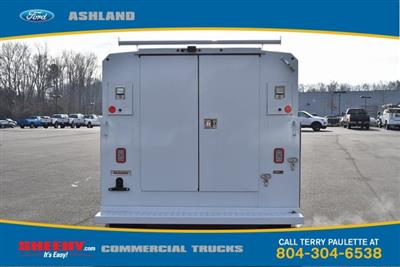2019 Transit 350 4x2,  Reading Aluminum CSV Service Utility Van #JA02565 - photo 7