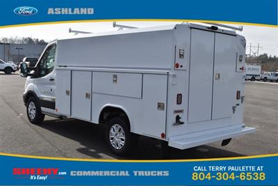 2019 Transit 350 4x2,  Reading Aluminum CSV Service Utility Van #JA02565 - photo 2