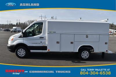 2019 Transit 350 4x2,  Reading Aluminum CSV Service Utility Van #JA02565 - photo 10