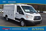 2019 Transit 350 4x2,  Reading Aluminum CSV Service Utility Van #JA02565 - photo 3
