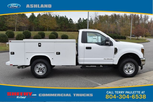 2019 F-350 Regular Cab 4x4, Knapheide Service Body #JA03106 - photo 5