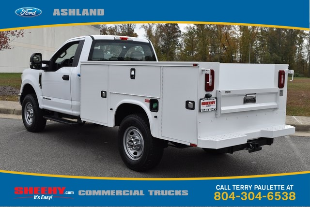 2019 F-350 Regular Cab 4x4, Knapheide Service Body #JA03106 - photo 2