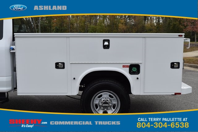 2019 F-350 Regular Cab 4x4, Knapheide Service Body #JA03106 - photo 8