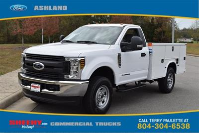 2019 F-350 Regular Cab 4x4, Knapheide Service Body #JA03106 - photo 1