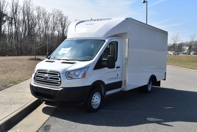 2019 Transit 350 HD DRW 4x2, Rockport Cutaway Van #JA07742 - photo 1