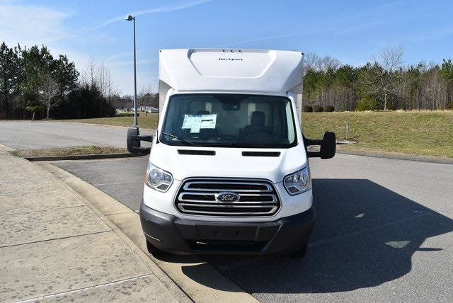 2019 Transit 350 HD DRW 4x2,  Rockport Cargoport Cutaway Van #JA07742 - photo 11