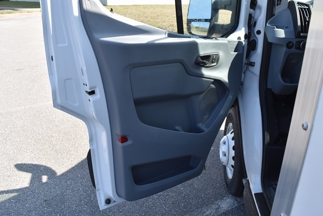 2019 Transit 350 HD DRW 4x2,  Rockport Cargoport Cutaway Van #JA07742 - photo 13