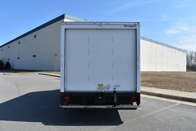 2019 Transit 350 HD DRW 4x2, Rockport Cargoport Cutaway Van #JA07742 - photo 7
