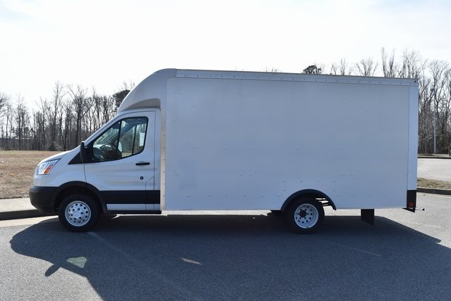 2019 Transit 350 HD DRW 4x2, Rockport Cargoport Cutaway Van #JA07742 - photo 10