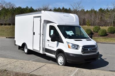 2019 Transit 350 HD DRW 4x2,  Rockport Cargoport Cutaway Van #JA07742 - photo 3