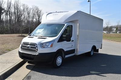 2019 Transit 350 HD DRW 4x2,  Rockport Cargoport Cutaway Van #JA07742 - photo 1