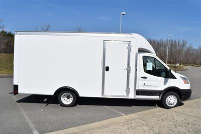 2019 Transit 350 HD DRW 4x2,  Rockport Cargoport Cutaway Van #JA07742 - photo 4