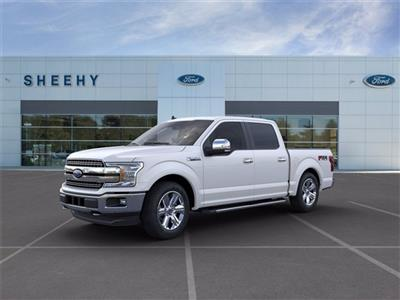 2020 Ford F-150 SuperCrew Cab 4x4, Pickup #JA08972 - photo 4