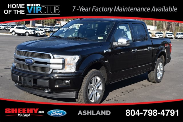 2019 F-150 SuperCrew Cab 4x4,  Pickup #JA09309 - photo 1