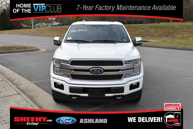2020 F-150 SuperCrew Cab 4x4, Pickup #JA09417 - photo 7
