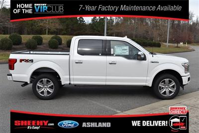 2020 F-150 SuperCrew Cab 4x4, Pickup #JA09417 - photo 4