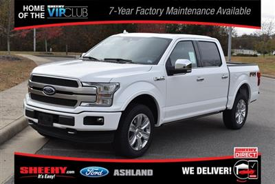2020 F-150 SuperCrew Cab 4x4, Pickup #JA09417 - photo 1