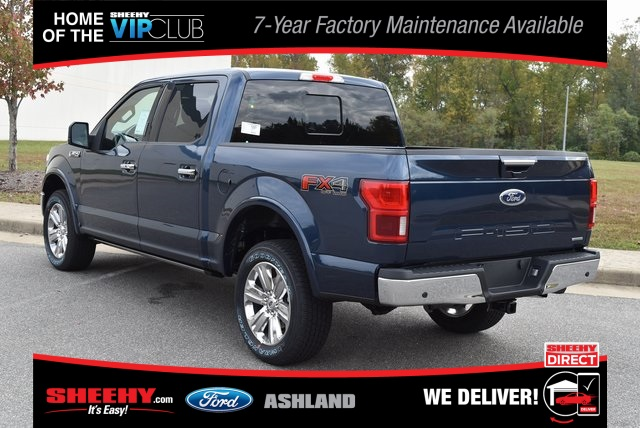 2020 F-150 SuperCrew Cab 4x4, Pickup #JA09419 - photo 1