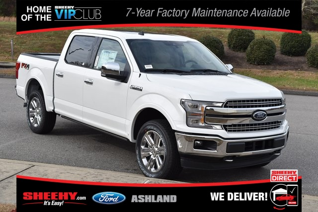 2020 F-150 SuperCrew Cab 4x4, Pickup #JA09422 - photo 3