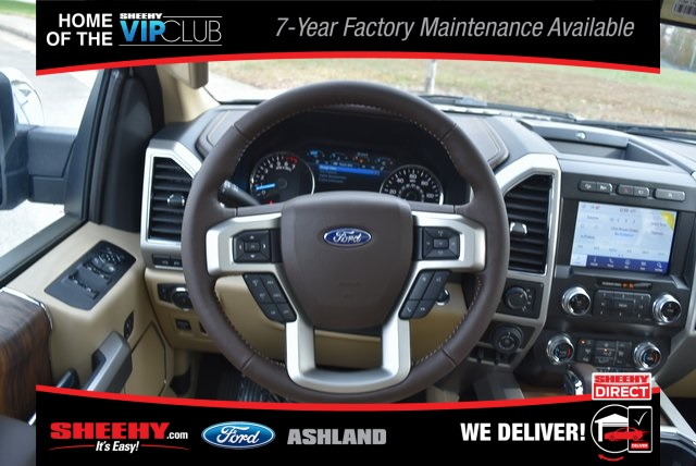 2020 F-150 SuperCrew Cab 4x4, Pickup #JA09422 - photo 11