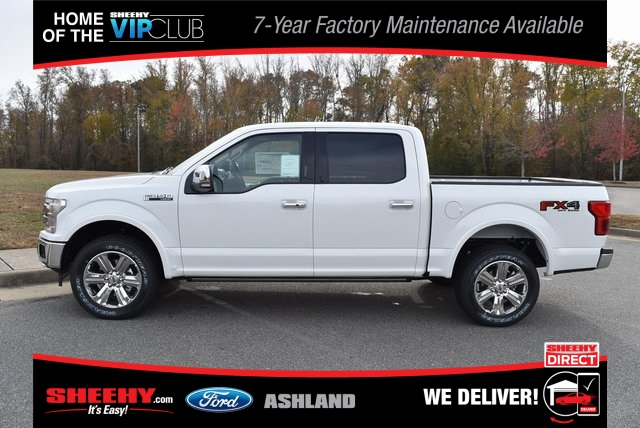 2020 F-150 SuperCrew Cab 4x4, Pickup #JA09422 - photo 6