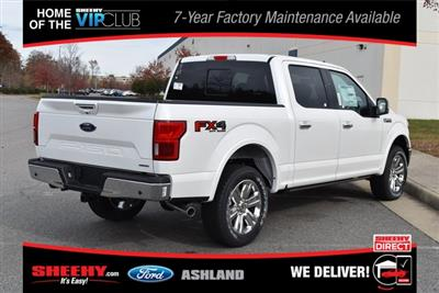 2020 F-150 SuperCrew Cab 4x4, Pickup #JA09422 - photo 5