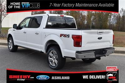 2020 F-150 SuperCrew Cab 4x4, Pickup #JA09422 - photo 2