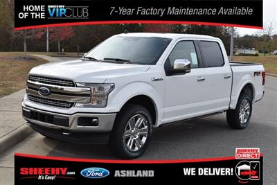 2020 F-150 SuperCrew Cab 4x4, Pickup #JA09422 - photo 1