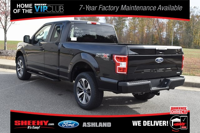 2020 F-150 Super Cab 4x4, Pickup #JA09426 - photo 2