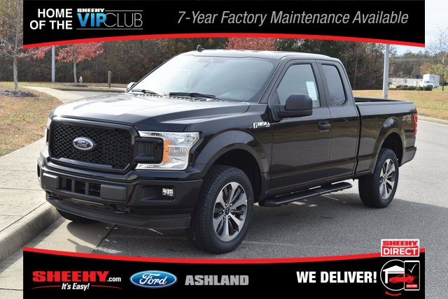 2020 F-150 Super Cab 4x4, Pickup #JA09426 - photo 1